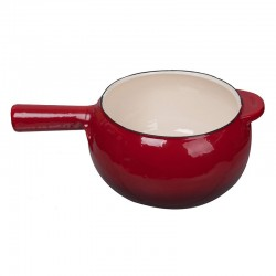 PAILA FONDUE CAST IRON...